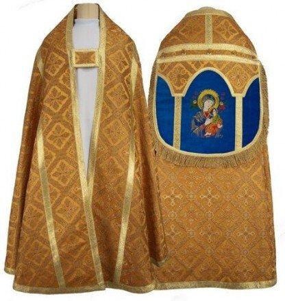 """Chape romaine """"Notre Dame du Perpétuel Secours"""" KR4-AGN50"""