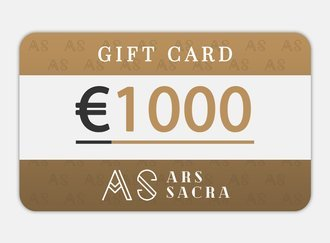 GIFT CARD 1000 EUR