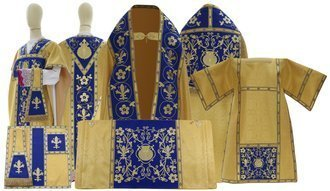 For Deacons - stoles, tunicles, gothic and roman dalmatics - Ars Sacra
