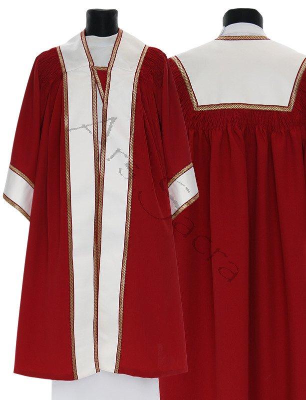 a0c1bc4c9eb Melody Choir Robe CR1-C EN - Ars Sacra