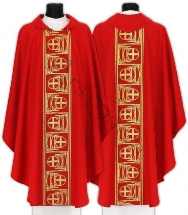 Gothic Chasuble 030-C