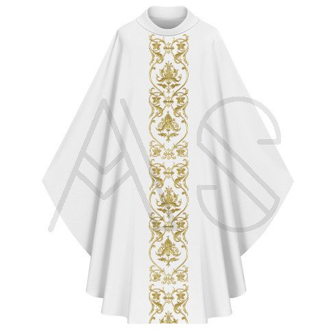 Gothic Chasuble 674-Bg