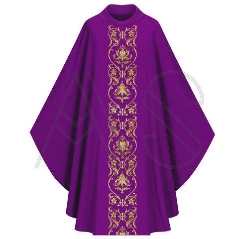 Gothic Chasuble 674-Fg