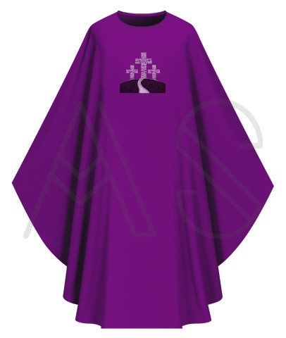 Gothic Chasuble G436-F