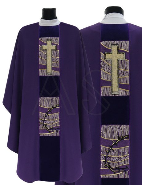 Gothic Chasuble G437-AF