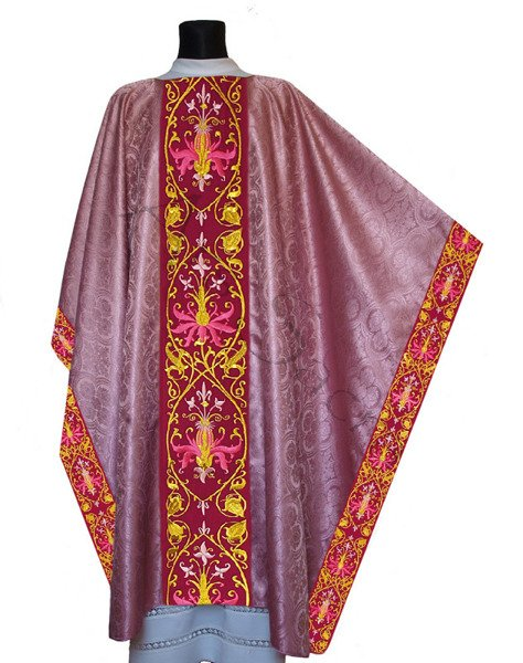 Monastic Chasuble MX637-R25