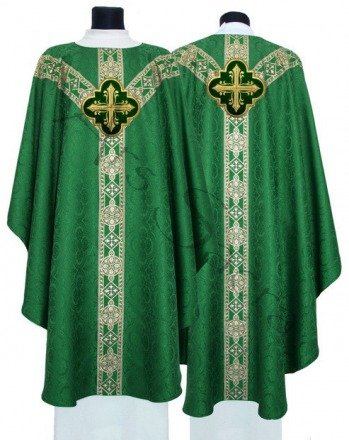 Semi Gothic Chasuble GY210-Z25