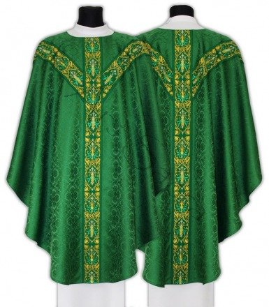 Semi Gothic Chasuble GY637-R25