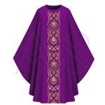 Gothic Chasuble G674-F27