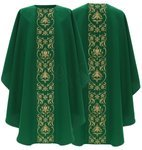 Gothic Chasuble G674-Z